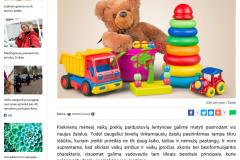 10 patarimų renkantis žaislus savo vaikams - 15min.lt