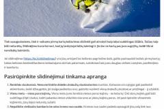 Slidinėjimas: 10 patarimų pirmą kartą keliaujantiems slidinėti