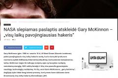 """NASA slepiamas paslaptis atskleidė Gary McKinnon - """"visų laikų pavojingiausias hakeris"""" - KiberErdve.lt"""