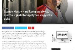 Stancy Nesby - ne kartą sulaikyta, suimta ir įkalinta tapatybės vagystės auka - KiberErdve.lt