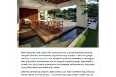 Sraigtiniai pamatai terasoms - nebrangus, greitas ir švarus sprendimas