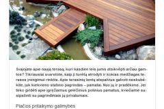 Kodėl verta rinktis sraigtinius terasos pamatus