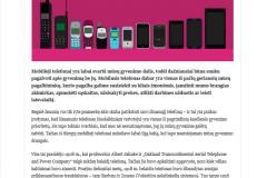 Mobiliųjų telefonų istorija: keli mūsų atmintyje labiausiai įstrigę mobilieji telefonai
