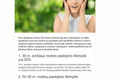 Moterų vaisingumas - įdomūs faktai, kuriuos naudinga žinoti