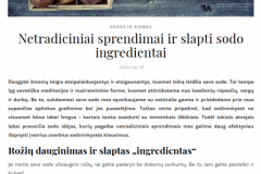 Netradiciniai sprendimai ir slapti sodo ingredientai