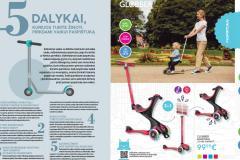 """""""BabyCity/ToyCity"""" lauko žaislų katalogas 2020 - 5 dalykai, kuriuos turite žinoti pirkdami vaikui paspirtuką"""
